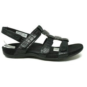 Vionic Womens Adjustable Slide Sandal Size 9